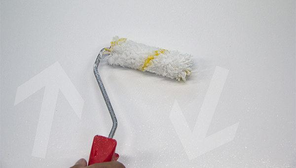 1.krok penetrace podkladu pod betonovou stěrku